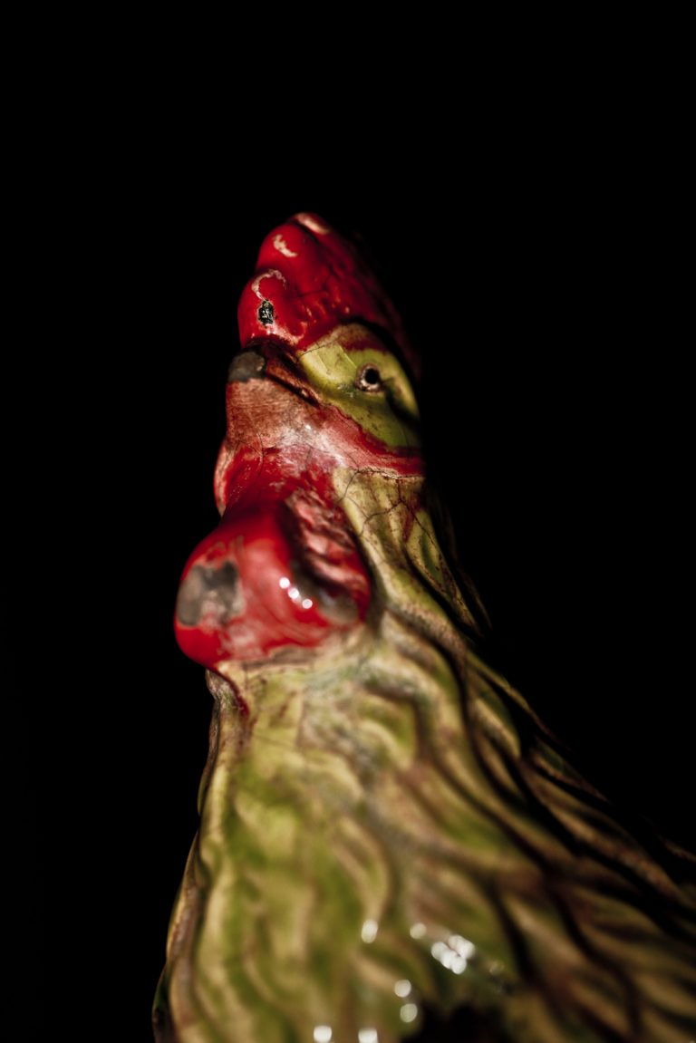Zombie Rooster Pt. 3