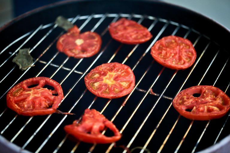 Smokey Tomatoes
