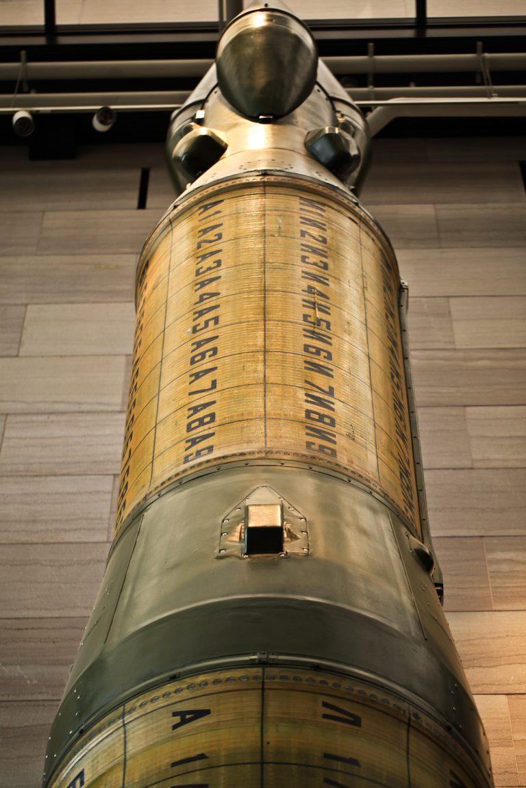 "SS-20 ""Pioneer"" Missile"