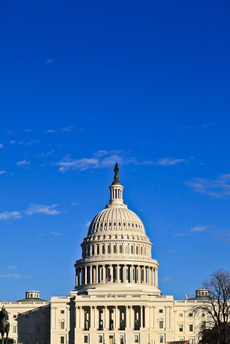 Capitol under Blue