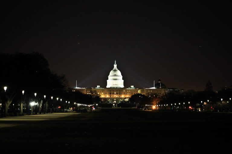 Capitol by Night