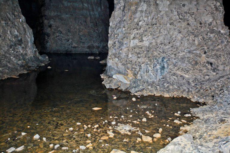 Underground Pond