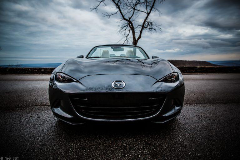 2016 Mazda MX-5…
