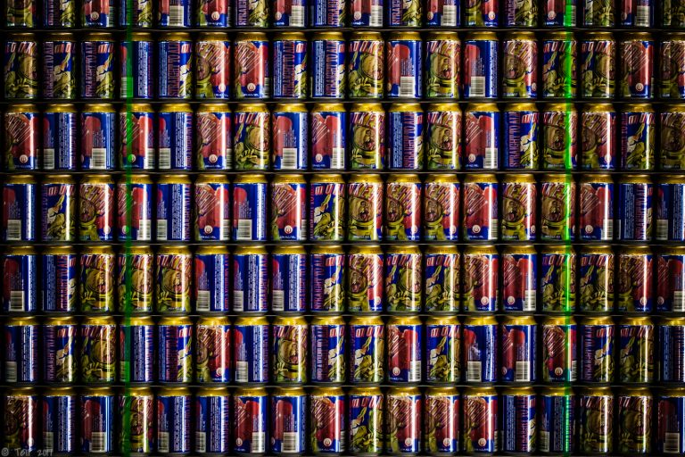 Straight to Ale doesn't have enough cans.