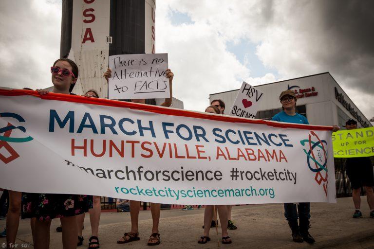 March fo Science HSV