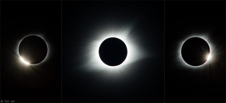 2017 Solar Eclipse Totality
