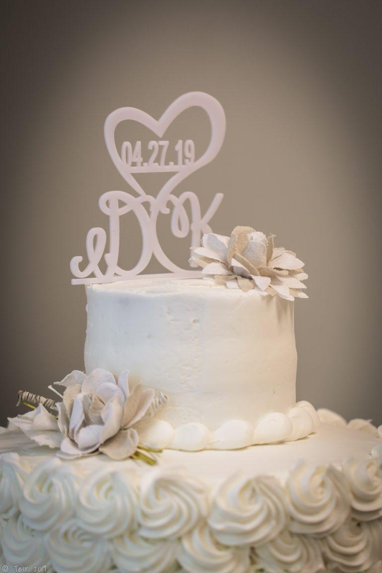 Ugarte Gardner Wedding.. cake!